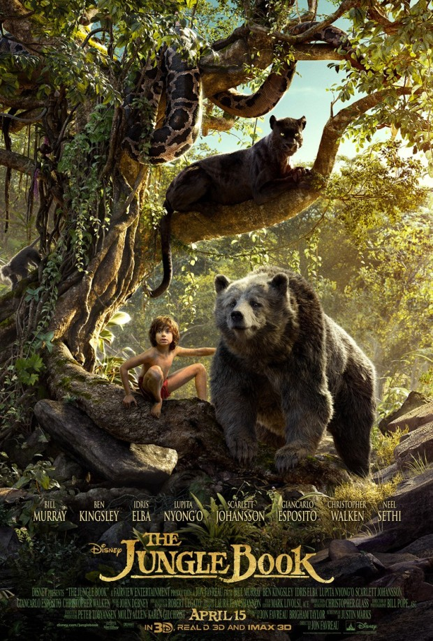 The Jungle Book_Third Panel Poster