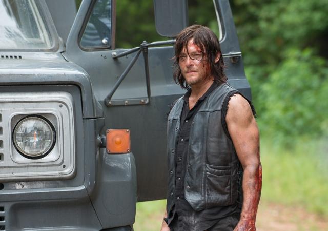 The Walking Dead_Season 6 Midseason Premiere