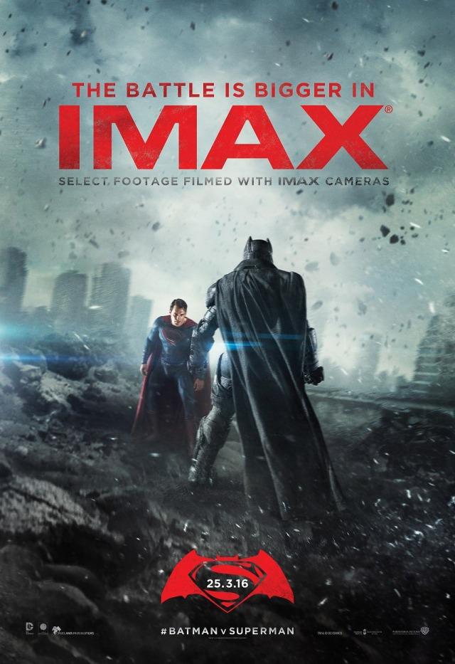 Batman v Superman_IMAX Poster