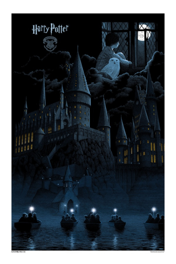Harry Potter and the Sorcerer's Stone_Blue Edition_Gerhard