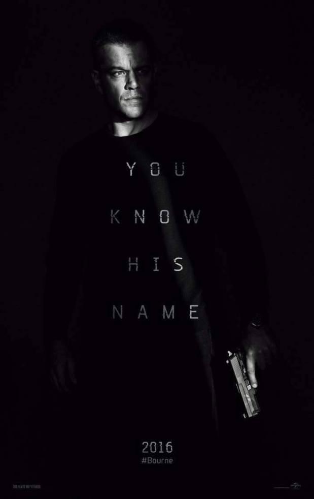 Jason Bourne_Poster