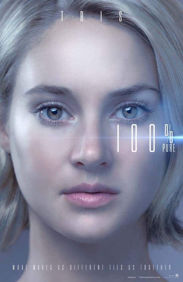 The Divergent Series_Allegiant_Character Poster_Tris