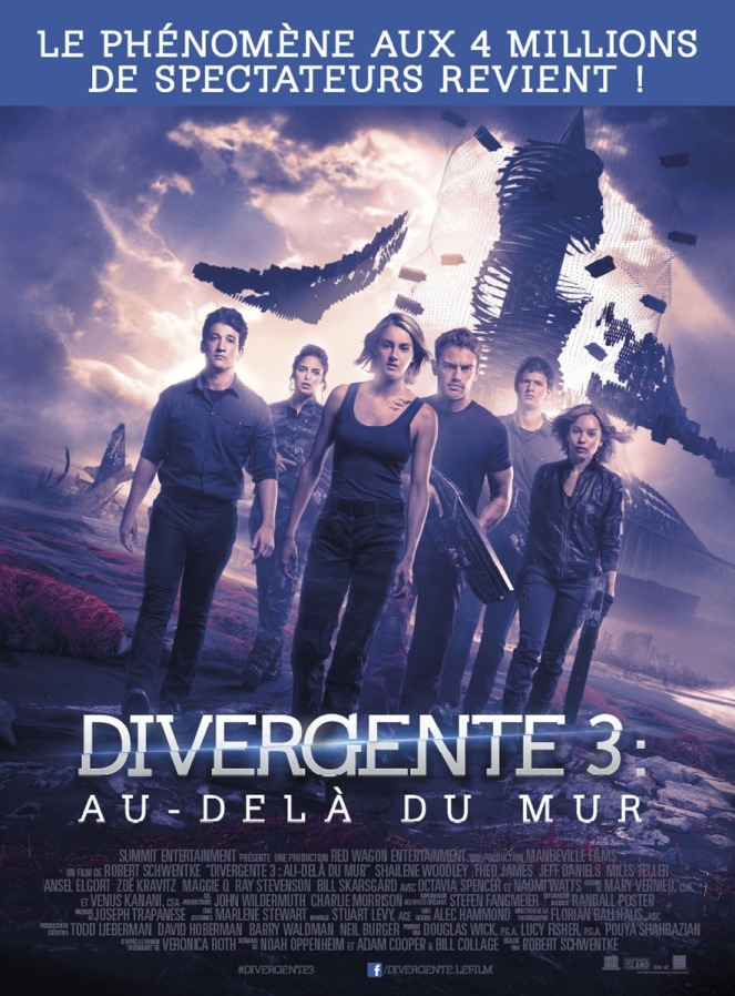 The Divergent Series_Allegiant_International Poster