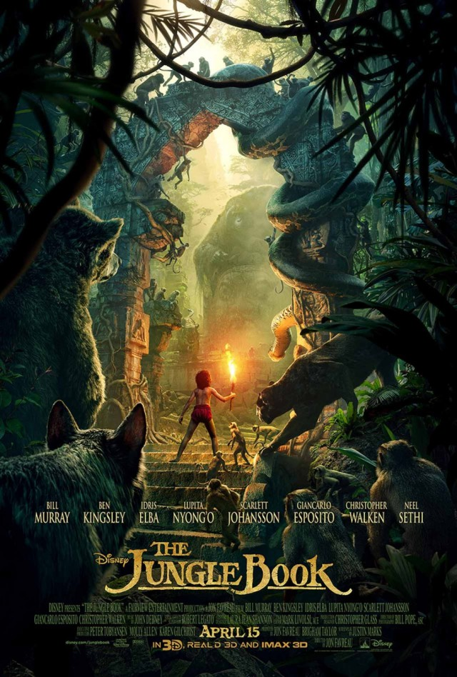 The Jungle Book_Poster