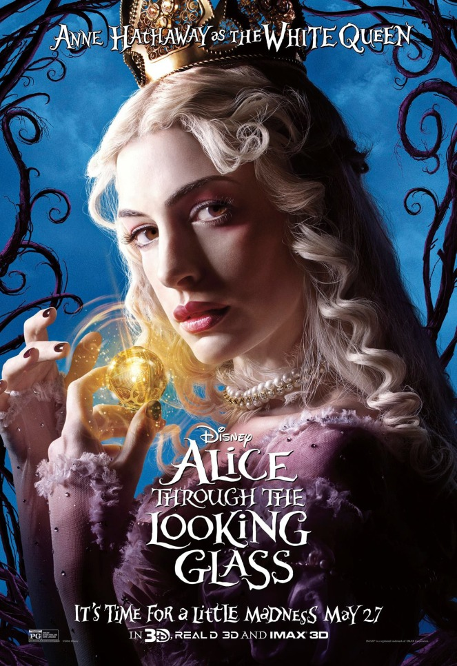 Alice Through the Looking Glass_Character Poster (1)