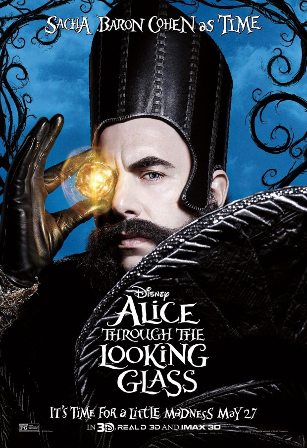 Alice Through the Looking Glass_Character Poster (2)