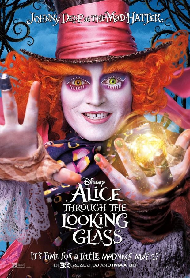 Alice Through the Looking Glass_Character Poster (3)