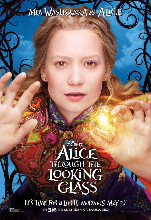 Alice Through the Looking Glass_Character Poster (4)