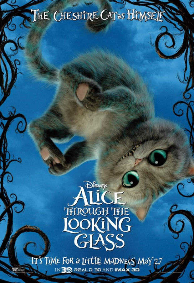 Alice Through the Looking Glass_Character Poster (5)