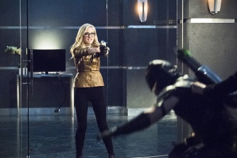 "Arrow -- ""Beacon of Hope"" -- Image AR417b_0394b.jpg -- Pictured: Emily Kinney as Brie Larvan -- Photo: Dean Buscher/The CW -- © 2016 The CW Network, LLC. All Rights Reserved."