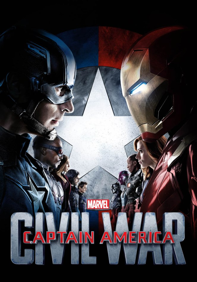 Captain America_Civil War_Alternate Poster