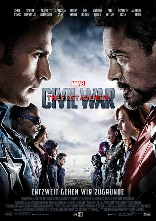 Captain America_Civil War_International Poster