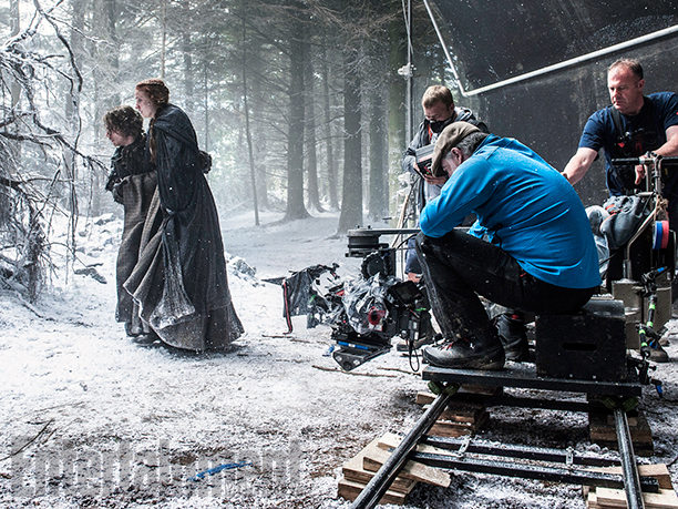 Game of Thrones_Season 6_BTS STill (1)