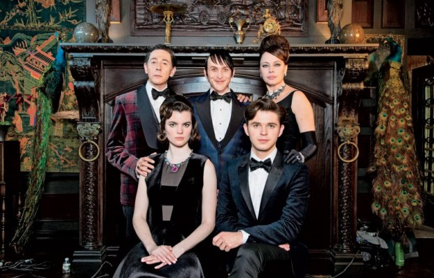 Gotham-Family-Portrait