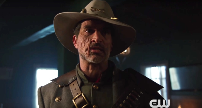 Legends of Tomorrow_First Look_Jonah Hex