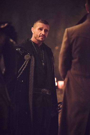 "DC's Legends of Tomorrow -- ""Left Behind"" -- Image LGN109C_0014b.jpg -- Pictured: Matt Nable as Ra's Al Ghul -- Photo: Dean Buscher/The CW -- © 2016 The CW Network, LLC. All Rights Reserved."