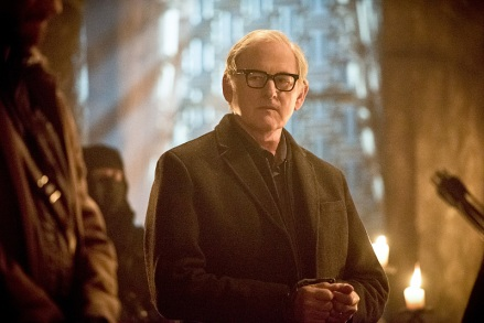 "DC's Legends of Tomorrow -- ""Left Behind"" -- Image LGN109C_0069b.jpg -- Pictured: Victor Garber as Professor Martin Stein -- Photo: Dean Buscher/The CW -- © 2016 The CW Network, LLC. All Rights Reserved."
