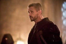 "DC's Legends of Tomorrow -- ""Left Behind"" -- Image LGN109C_0072b.jpg -- Pictured: Matt Nable as Ra's Al Ghul -- Photo: Dean Buscher/The CW -- © 2016 The CW Network, LLC. All Rights Reserved."