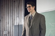 "DC's Legends of Tomorrow -- ""Left Behind"" -- Image LGN109A_0220b.jpg -- Pictured: Brandon Routh as Ray Palmer/Atom -- Photo: Dean Buscher/The CW -- © 2016 The CW Network, LLC. All Rights Reserved."