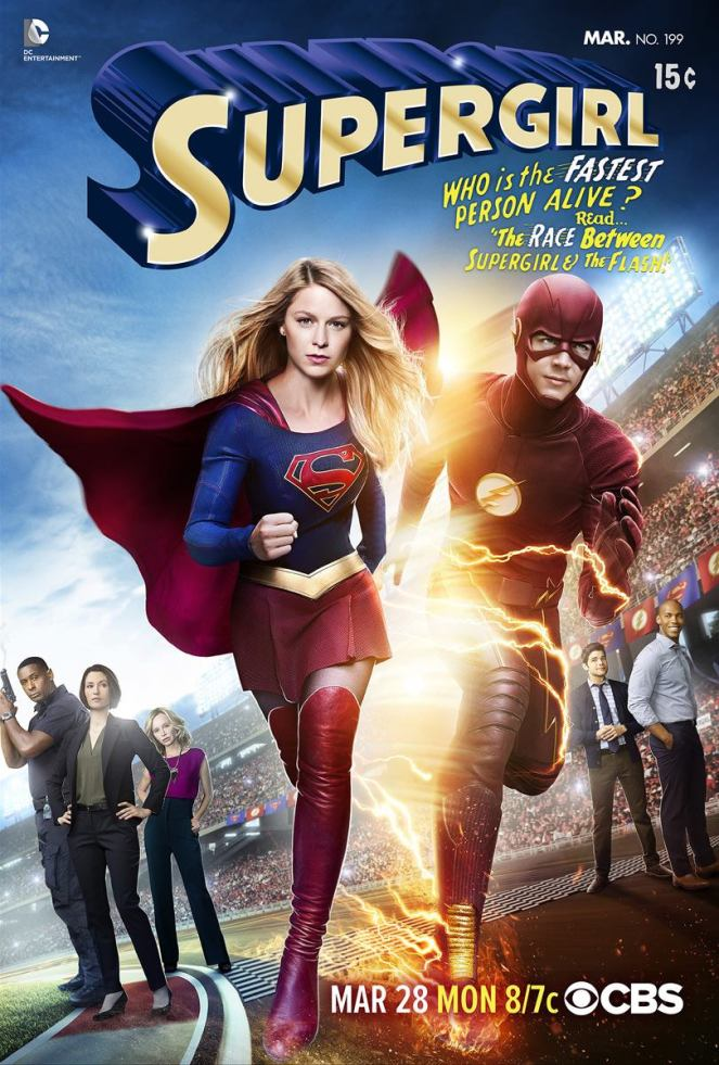Supergirl_The Flash_Crossover_Poster