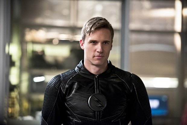 """The Flash -- """"Versus Zoom"""" -- Image: FLA218b_0090.jpg -- Pictured: Teddy Sears as Jay Garrick -- Photo: Diyah Pera/The CW -- © 2016 The CW Network, LLC. All rights reserved."""