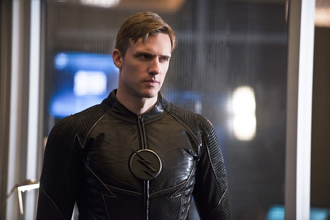 "The Flash -- ""Versus Zoom"" -- Image: FLA218b_0130b.jpg -- Pictured: Teddy Sears as Jay Garrick -- Photo: Diyah Pera/The CW -- © 2016 The CW Network, LLC. All rights reserved."