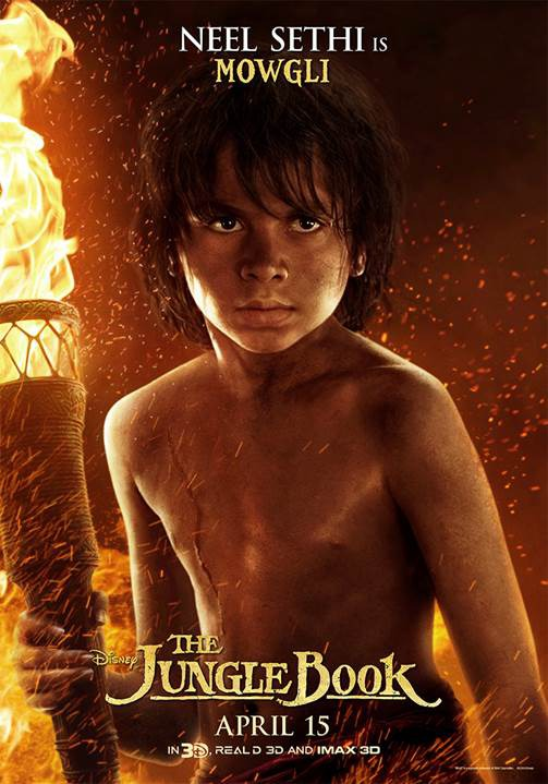 The Jungle Book_Character Poster (1)