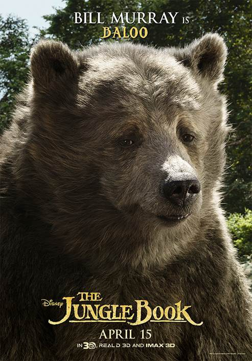 The Jungle Book_Character Poster (2)