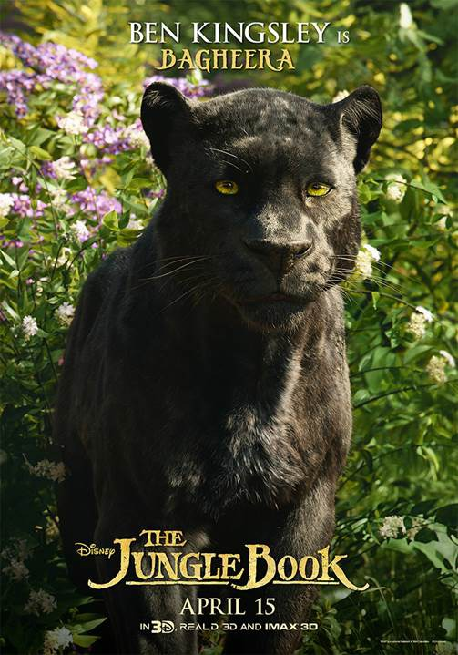 The Jungle Book_Character Poster (3)