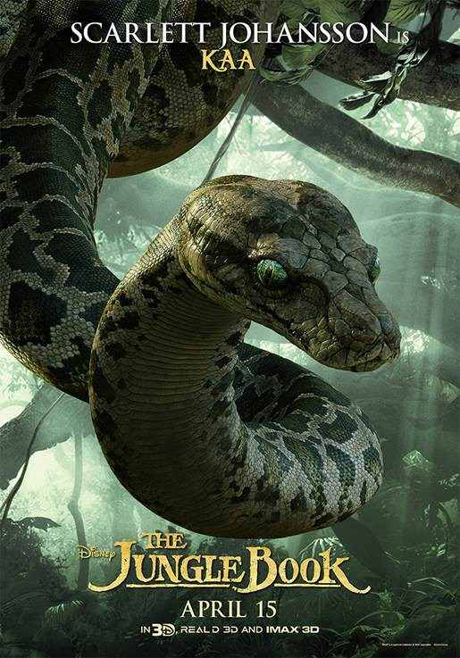 The Jungle Book_Character Poster (5)