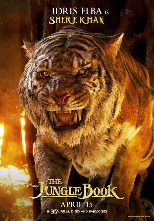 The Jungle Book_Character Poster