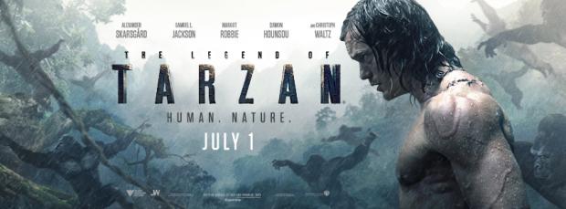 The Legend of Tarzan_Banner