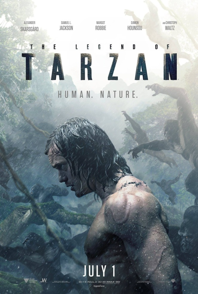The Legend of Tarzan_Poster