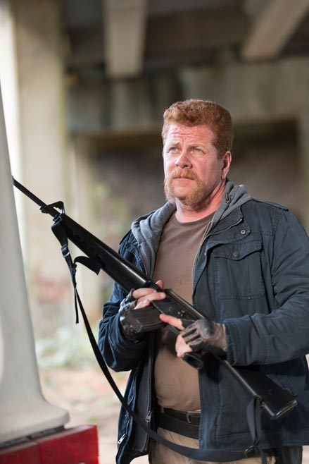 Abraham Ford (Michael Cudlitz) in Episode 16 (Photo by Gene Page/AMC)