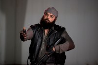 Carolos Aviles as Savior Guard - The Walking Dead _ Season 6, Episode 12 - Photo Credit: Gene Page/AMC
