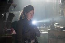 Christian Serratos as Rosita Espinosa - The Walking Dead _ Season 6, Episode 14 - Photo Credit: Gene Page/AMC