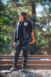 Norman Reedus as Daryl Dixon - The Walking Dead _ Season 6, Episode 14 - Photo Credit: Gene Page/AMC