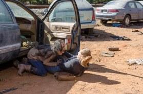 Merritt Wever as Dr. Denise Cloyd - The Walking Dead _ Season 6, Episode 14 - Photo Credit: Gene Page/AMC