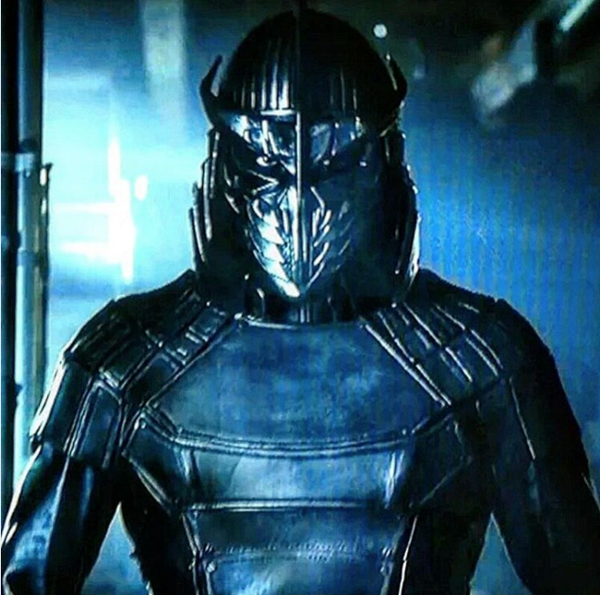 """Ladies and gentlemen... I give you... The... #Shredder #kca"" - via Brian Tee's Instagram"