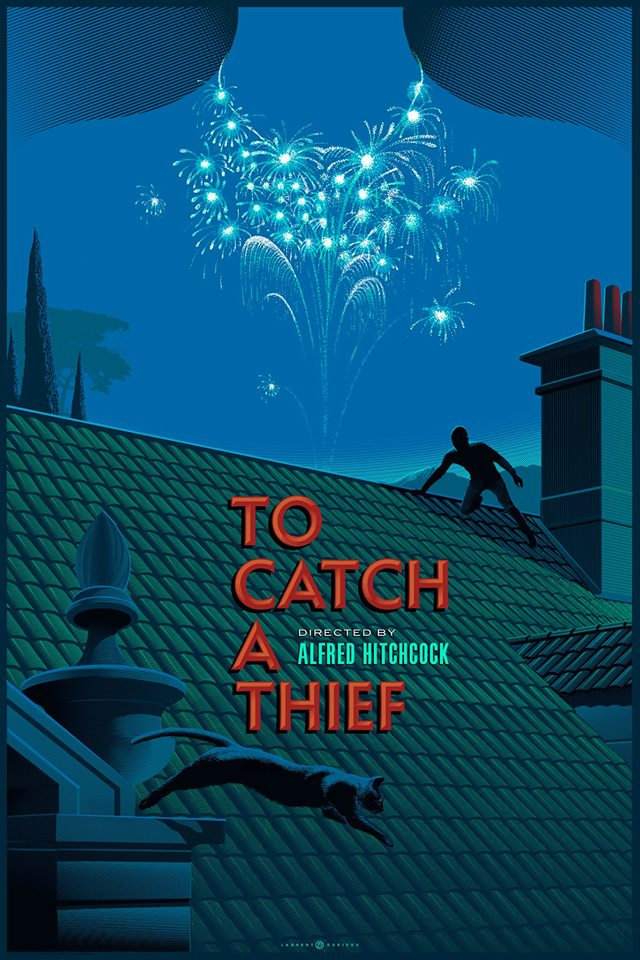 To Catch a Thief_Standard Edition_Laurent Durieux