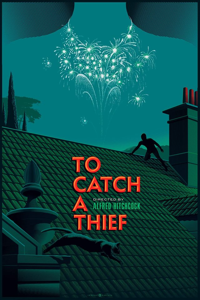 To Catch a Thief_Variant Edition_Laurent Durieux