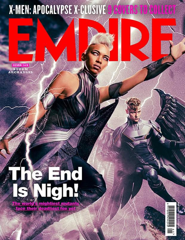 X-Men_Apocalypse_Empire Magazine Cover