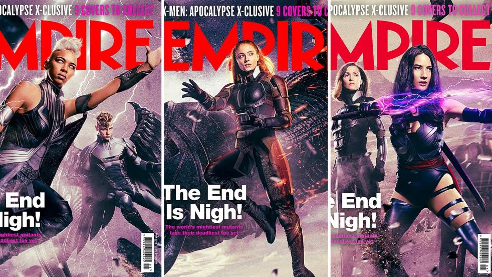 X-Men_Apocalypse_Empire Magazine Cover2