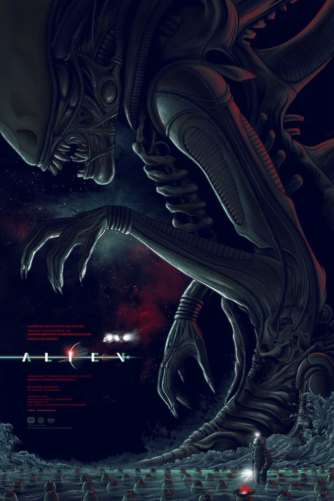 Alien_Variant_by Mike Saputo