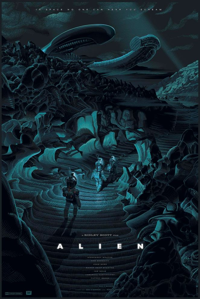 Alien_Variant_Laurent Durieux