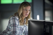 "Arrow -- ""Eleven-Fifty-Nine"" -- Image AR418b_0062b.jpg -- Pictured: Katie Cassidy as Laurel Lance -- Photo: Diyah Pera/The CW -- © 2016 The CW Network, LLC. All Rights Reserved."