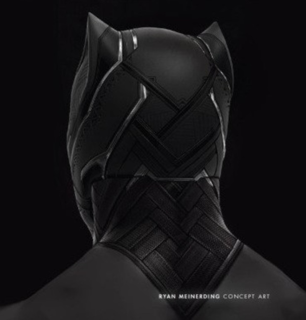 Black Panther Concept Art2