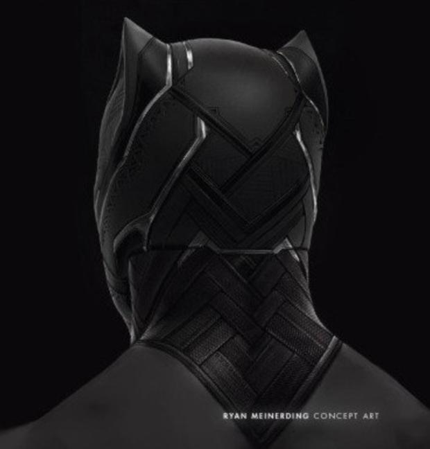 Black Panther Concept Art2