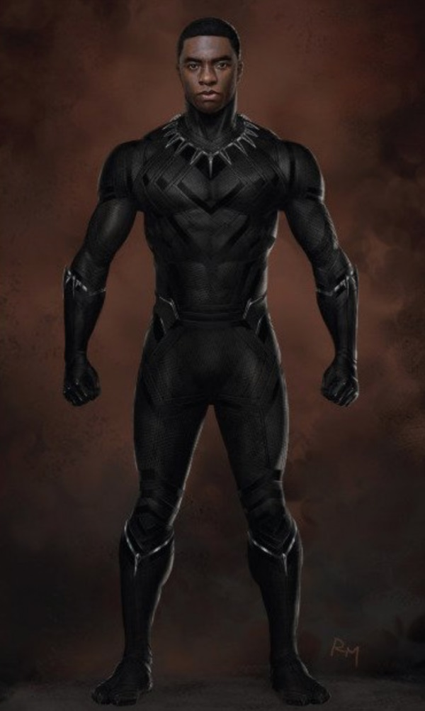 Black Panther Concept Art3