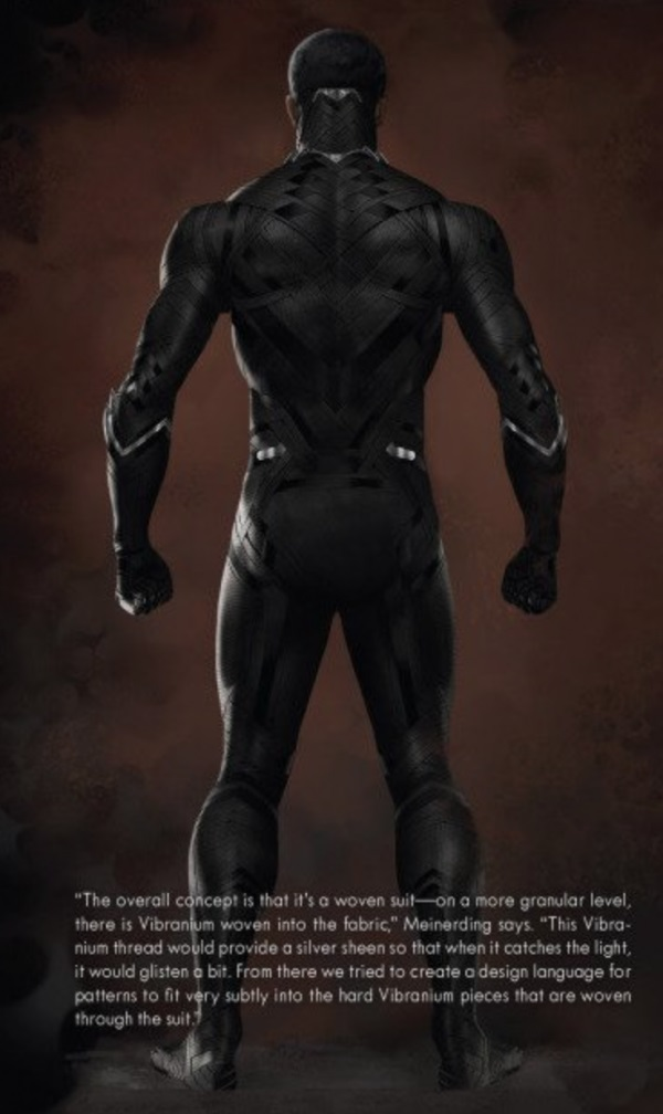 Black Panther Concept Art4